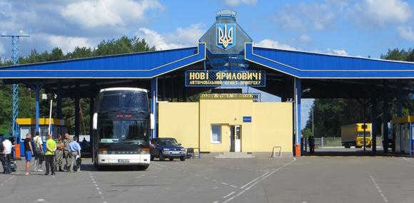 На украинско-белорусской границе проведут эксперимент по ускорению контрольных процедур
