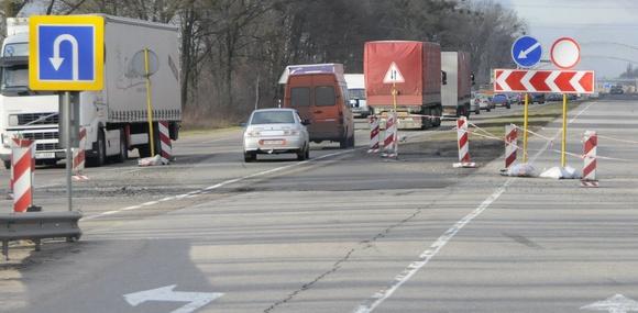 В 2017 году «Укравтодор» будет ремонтировать дороги по маршрутам