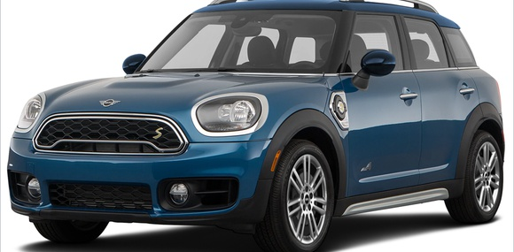 Впечатления от Mini Cooper Countryman ALL4 SE: гибрид на максималках?