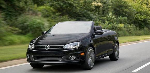 Volkswagen выпустил «прощальную» версию модели Eos
