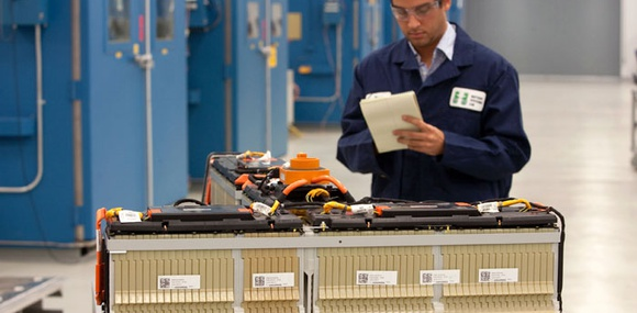 LG Chem построит в Польше завод по выпуску аккумуляторов для электромобилей