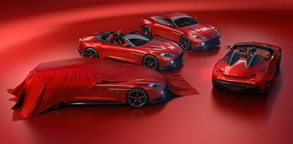 В линейке Aston Martin появится универсал