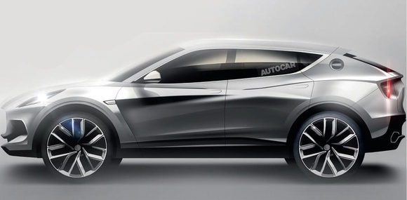 Автомобили Lotus будут собирать на новом заводе в Китае