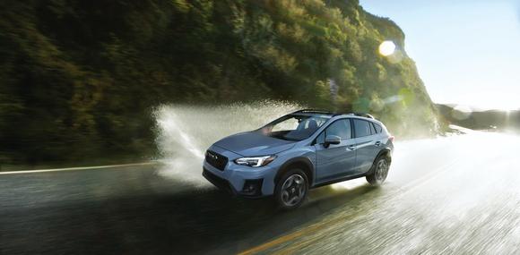 Раскрыта дальность хода кроссовера Subaru Crosstrek Hybrid