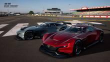 Суперкар Mazda RX-Vision GT3 появился в Gran Turismo Sport