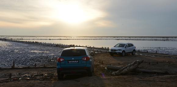 Открываем Украину на автомобиле: путешествуем к «воде»