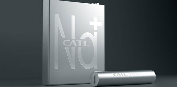 Компания CATL представила натрий-ионные аккумуляторы для электромобилей
