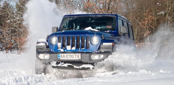 Тест-драйв Jeep Wrangler Sahara: всем джипам Jeep