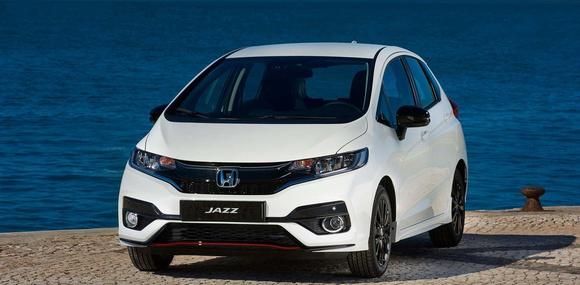 Обновлённый Honda Jazz обзавёлся новым мотором