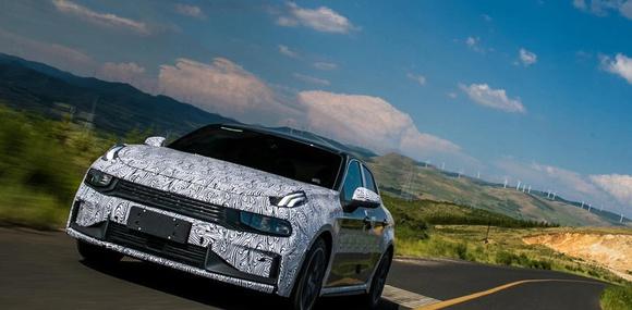 Китайский бренд Lynk & Co показал новый седан под индексом 03