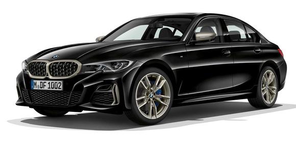 BMW представит в Лос-Анджелесе «заряженный» седан M340i