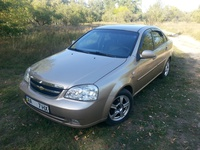Chevrolet Lacetti CDX 2005 140155 грн