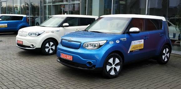 Бренд Kia и Корпорация «УкрАВТО» стали партнерами «Украинского автомобильного форума 2018»
