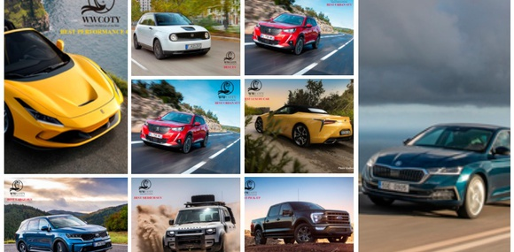 Конкурс «Женский автомобиль года» 2021: названы победители в девяти номинациях