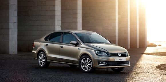 Volkswagen Polo Sedan обновился