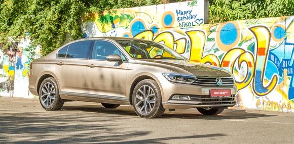 Тест-драйв Volkswagen Passat 2.0 TDI: Разумный достаток