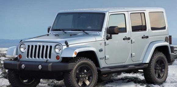У нового Jeep Wrangler будет 8-ступенчатый «автомат»