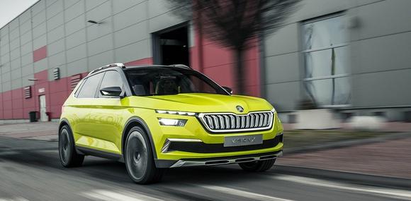 В модельной линейке Škoda появится новый кроссовер
