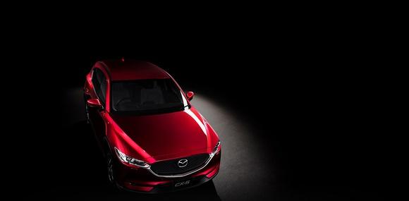 В кроссовер Mazda CX-5 добавят третий ряд сидений