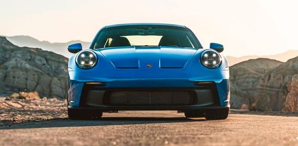 Porsche 911 GT3 2022 года на «механике» провалил американский тест на шумность