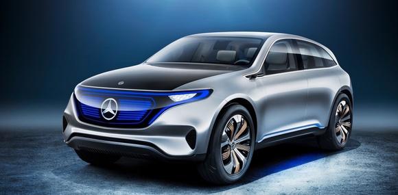 Mercedes-Benz начал продавать ещё не выпущенный электромобиль EQ C