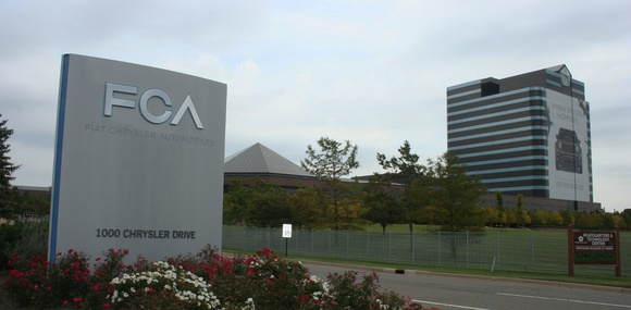 FCA присоединится к разработке беспилотных автомобилей