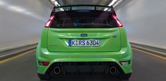 Новый Ford Focus RS оснастят полным приводом