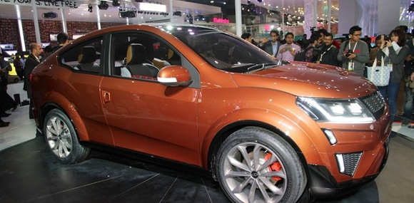 Mahindra показала собственный X6