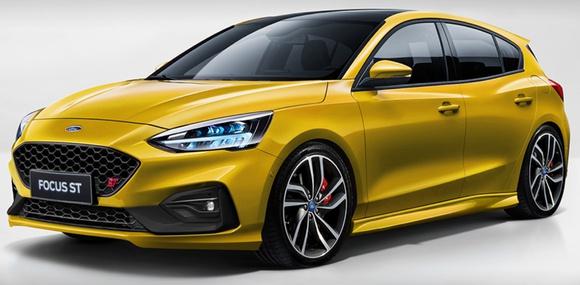 Ford Focus ST получит двигатель от RS-версии