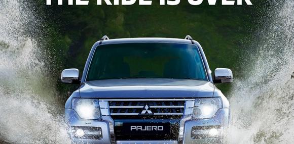 Mitsubishi Pajero окончательно сняли с производства