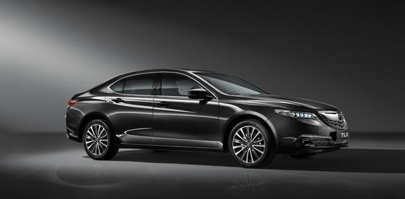 В Украине стартовали продажи Acura TLX