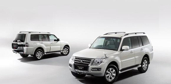 Mitsubishi выпустит финальную версию внедорожника Pajero