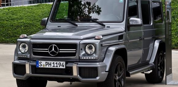 """Mercedes-Benz выпустит """"миниатюрный"""" G-Class"""