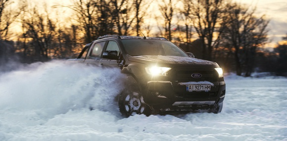 Тест-драйв Ford Ranger: правила городского пикапа