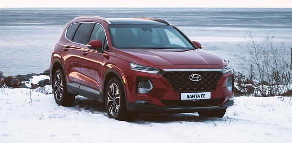 10 причин купить Hyundai Santa Fe