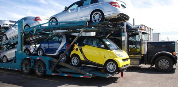 Импорт транспортных средств в Украину растет
