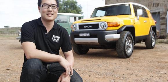Над дизайном электрокаров Faraday Future будет работать выходец из Toyota