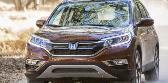 Полный привод Honda CR-V оказался не таким уж и полным (видео)