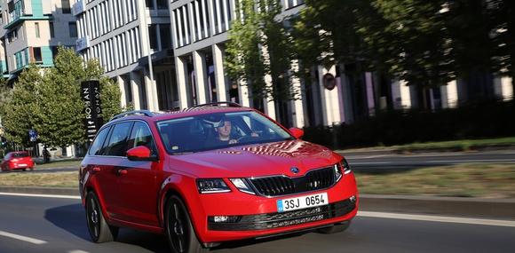 «Газовой» Škoda Octavia G-TEC достался более мощный мотор