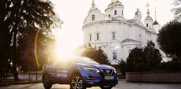 Тест-драйв Nissan Qashqai: от добра добра не ищут