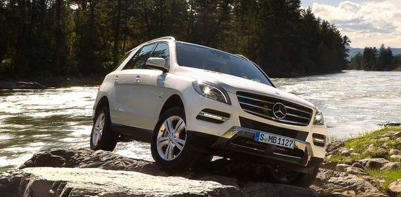 Mercedes-Benz M-Class могут переименовать