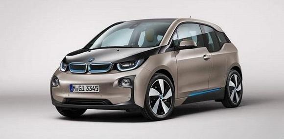 Экологи назвали BMW i3 самым «зелёным» автомобилем года