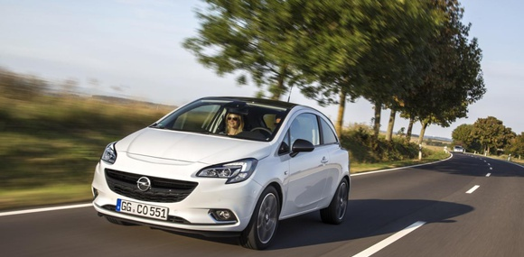 Opel создал «газовую» Corsa