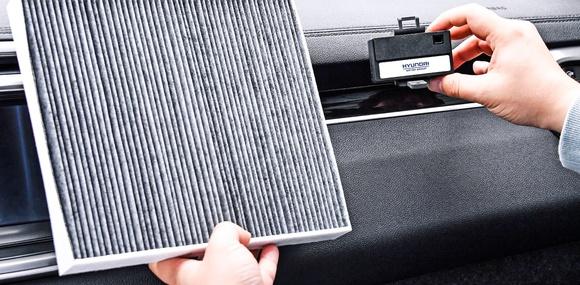 Автомобили Hyundai и Kia получат интеллектуальную систему очистки воздуха