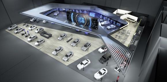 Новый Mercedes-Benz B-Class покажут в Париже