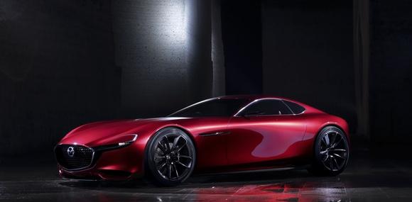 Mazda допускает возврат роторных двигателей