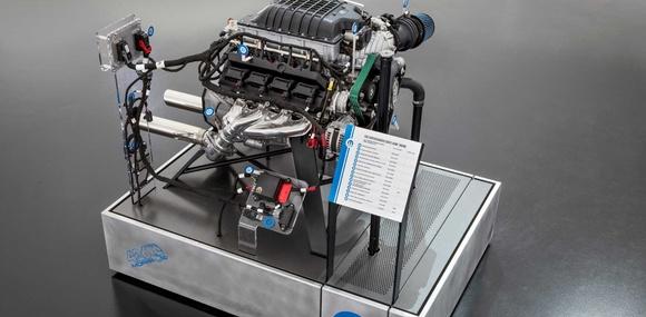 Двигатель Mopar оценили дороже нового Dodge Challenger