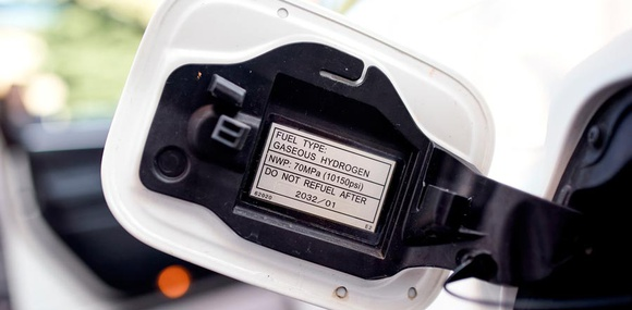 В следующем году в Украине появится первая водородная заправка