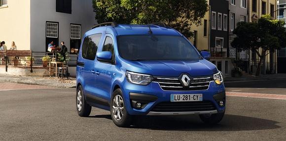 Стали известны цены на Renault Express (новый Dokker) в Украине
