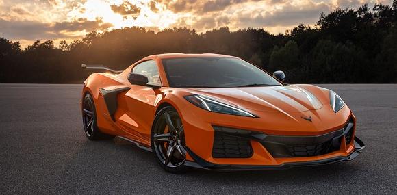Новый Chevrolet Corvette Z06 сменил компрессор на «атмосферу»